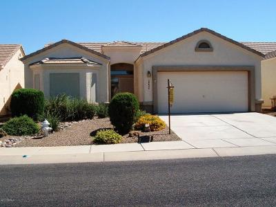 Tucson Single Family Home For Sale: 7457 E Maritime Drive