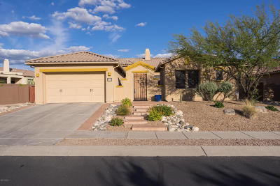 Oro Valley Single Family Home For Sale: 13714 N Napoli Way