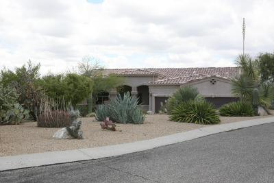 Oro Valley Single Family Home Active Contingent: 12387 N Tall Grass Drive