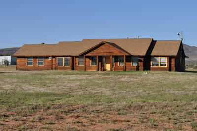 Cochise Single Family Home For Sale: 3739 N Golden Rule Road