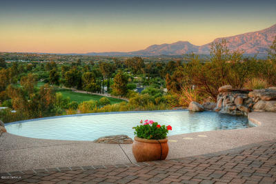 Oro Valley Estates Single Family Home For Sale: 740 W Bangalor Drive