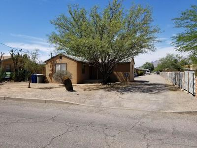 Tucson Residential Income For Sale: 1707-1711 E Adelaide Drive