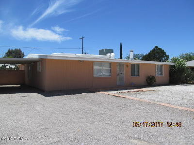 Tucson Single Family Home Active Contingent: 5802 E 30th Street