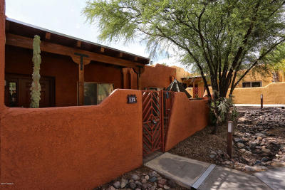 Single Family Home Active Contingent: 6255 N Camino Primeria Alta #125