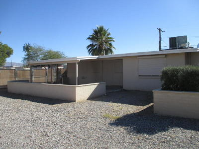 Residential Income For Sale: 6952 E Speedway Boulevard