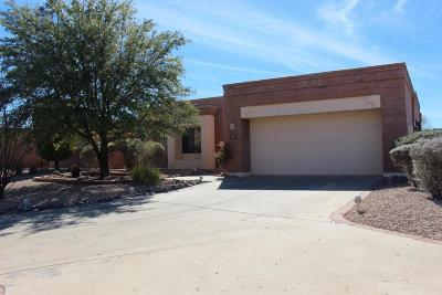 Green Valley AZ Single Family Home Active Contingent: $250,000