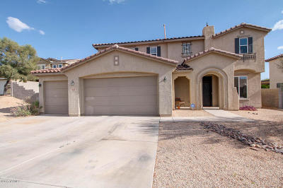 Tucson Single Family Home For Sale: 8147 W Booted Eagle Court