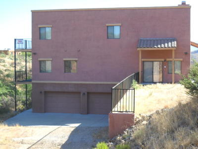 Vail Single Family Home For Sale: 18775 S Sonita Hwy