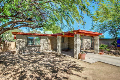 Tucson Single Family Home Active Contingent: 5966 S Catalina Avenue