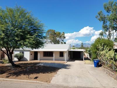 Tucson Single Family Home For Sale: 2717 E Arroyo Chico