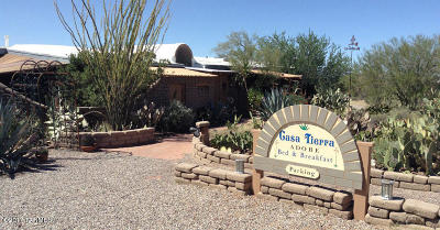 Tucson Single Family Home For Sale: 11155 W Calle Pima