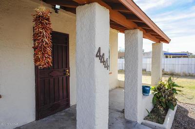 Tucson Single Family Home For Sale: 444 E 29th Street