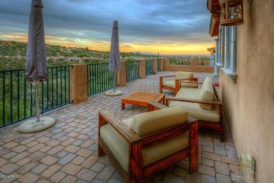 Tucson Single Family Home For Sale: 7648 N Viale Di Buona Fortuna