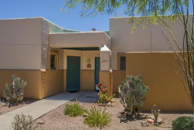 Tucson Townhouse Active Contingent: 3721 W Placita Del Correcaminos #27