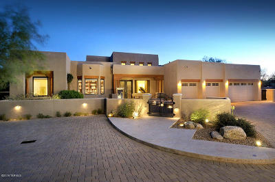 Tucson Single Family Home For Sale: 7582 N Mystic Canyon Drive