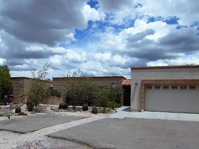 Tucson Single Family Home Active Contingent: 7040 N Mona Lisa Road