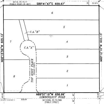 Tucson Residential Lots & Land For Sale: 11629 E Limberlost Drive