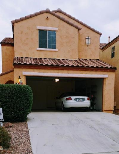 Sahuarita Single Family Home For Sale: 14312 S Camino El Galan