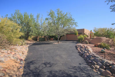 Oro Valley Single Family Home Active Contingent: 375 W Atua Place