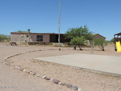 Pima County, Pinal County Manufactured Home For Sale: 13777 E Lipps Lane