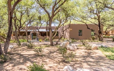 Tucson Single Family Home For Sale: 12505 E Jeffers Place