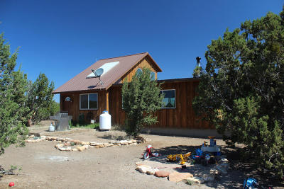 Flagstaff Single Family Home For Sale: 10438 Hopi Road