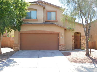 Pima County Single Family Home Active Contingent: 8246 N Converse Court
