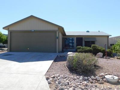 Catalina, Corona De Tucson, Green Valley, Marana, Oro Valley, Sahuarita, South Tucson, Tucson, Vail Single Family Home For Sale: 2321 S Double O Place