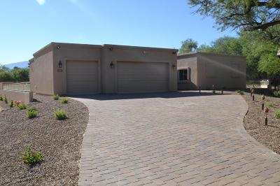 Tucson Single Family Home Active Contingent: 1950 N Tanque Verde Loop Road