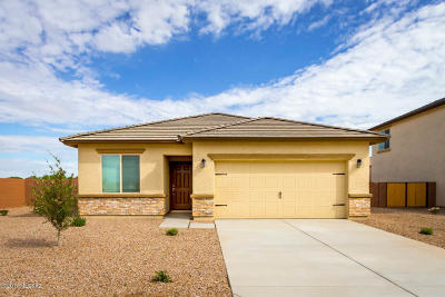 Marana Single Family Home For Sale: 11638 W Fayes Glen Drive