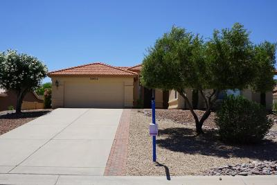 Saddlebrooke Single Family Home For Sale: 35854 S Wind Crest Drive