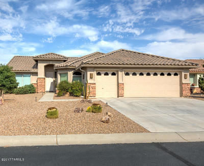 Green Valley Single Family Home Active Contingent: 1595 N Buttes Drive