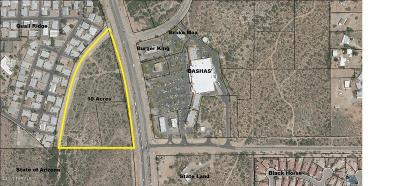 Pima County Residential Lots & Land For Sale: 15201 N Oracle Road