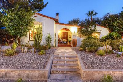 Tucson Single Family Home For Sale: 2140 E 3rd Street