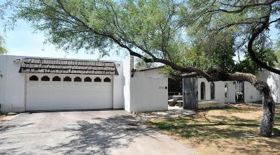 Single Family Home For Sale: 7132 E Sabino Vista Circle
