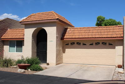 Tucson Single Family Home For Sale: 5730 N Camino De Las Estrellas