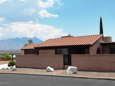 Green Valley Single Family Home For Sale: 865 W La Calandria
