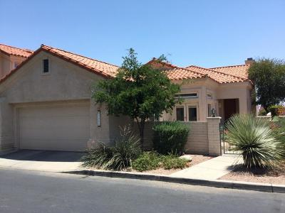 Tucson AZ Single Family Home Active Contingent: $369,900