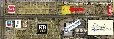 Residential Lots & Land For Sale: 8145 E Golf Links Road