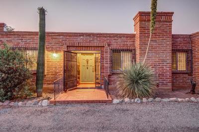 Tucson Single Family Home For Sale: 4421 E Cerrada Del Charro