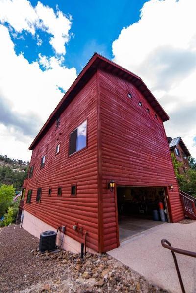 Mt. Lemmon Single Family Home For Sale: 12788 N Phoenix Avenue N
