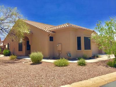 Vistoso Village Single Family Home Active Contingent: 13401 N Rancho Vistoso Boulevard #234