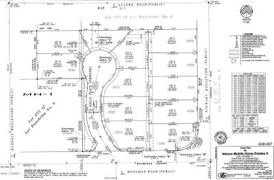 Residential Lots & Land For Sale: 5961 S Nelco Place #6-11