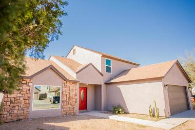 Cortaro Crossing Blks I-Ii (1-119), Cortaro Ranch (1-297), Cortaro Ridge (1-124) Single Family Home For Sale: 4061 W Braemore Street