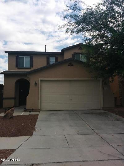 Single Family Home For Sale: 3814 E Bright View