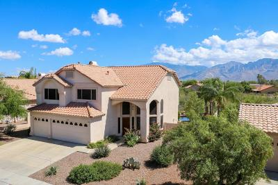 Oro Valley Single Family Home For Sale: 11302 N Chynna Rose Place