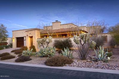Marana Single Family Home Active Contingent: 4148 W Adobe Ranch Place