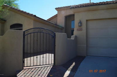 Sabino Mountain (1-290) Single Family Home For Sale: 4299 N Ocotillo Canyon Drive