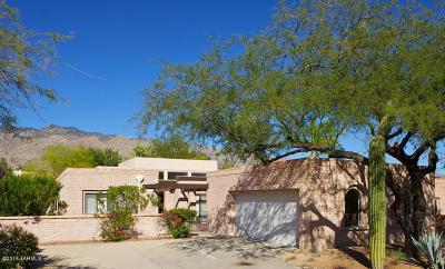 Single Family Home Active Contingent: 5450 N Paseo Soria