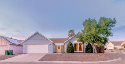 Cortaro Crossing Blks I-Ii (1-119), Cortaro Ranch (1-297), Cortaro Ridge (1-124) Single Family Home For Sale: 4020 W Norwood Street